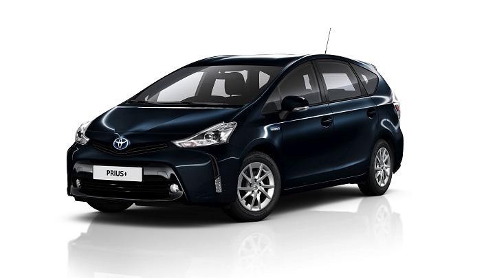 Toyota Prius Plus 2016