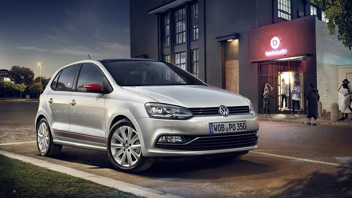 Volkswagen Polo Beats frontal