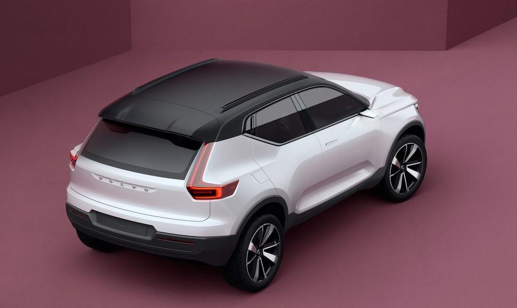 Volvo Concept 7