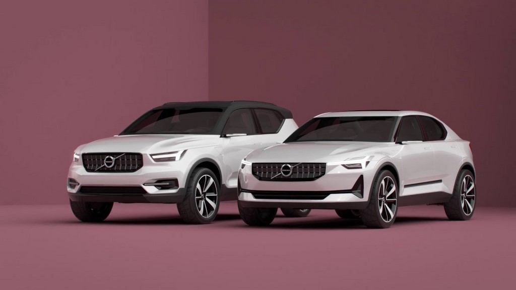 Volvo Concept 9