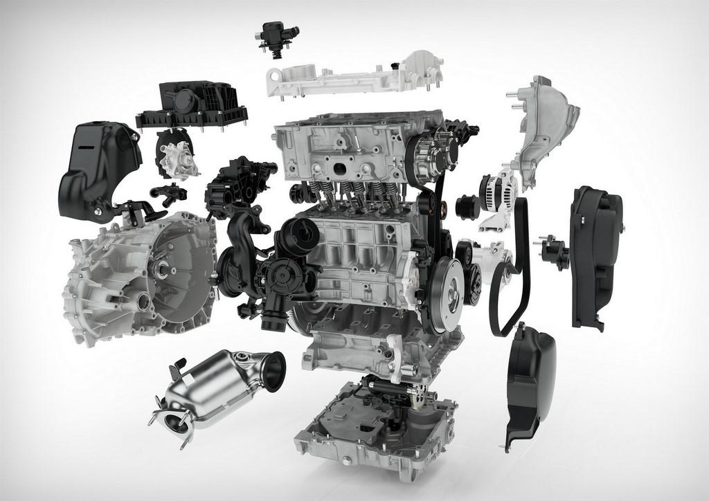 Drive-E 3 cylinder