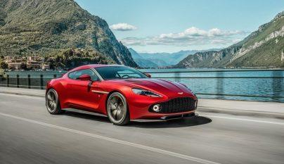 Aston Martin Vanquish Zagato 1