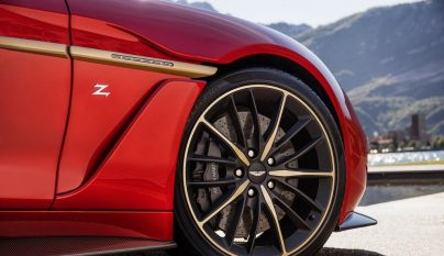 Aston Martin Vanquish Zagato 16
