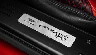Aston Martin Vanquish Zagato 19