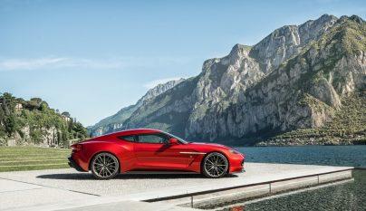 Aston Martin Vanquish Zagato 7