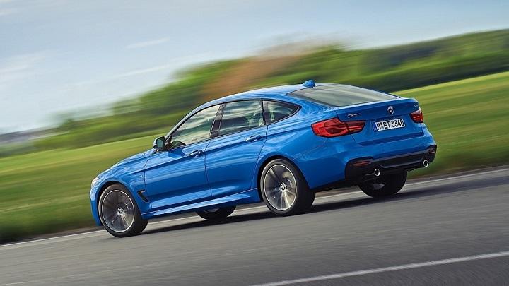 BMW Serie 3 Gran Turismo 2016 13