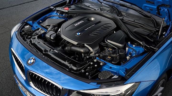 BMW Serie 3 Gran Turismo 2016 19