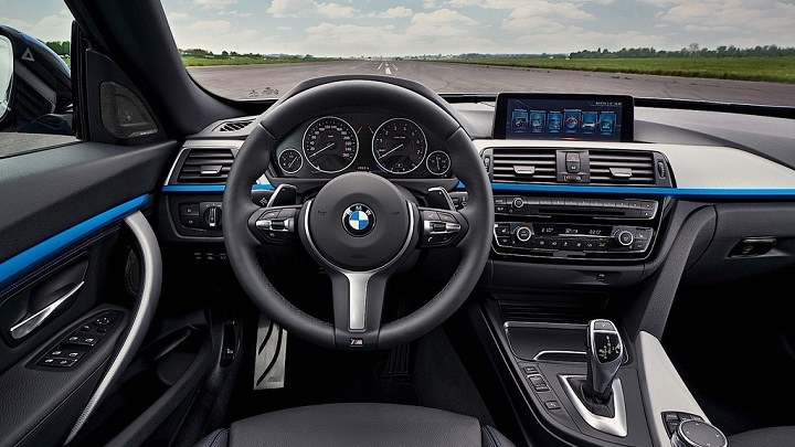 BMW Serie 3 Gran Turismo 2016 21