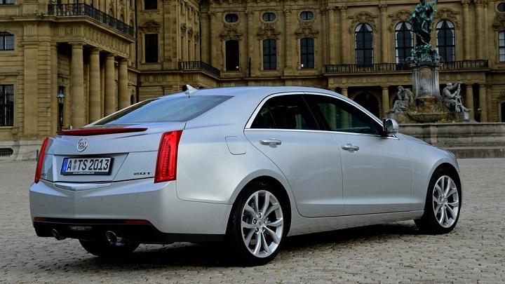 Cadillac ATS 2017 3