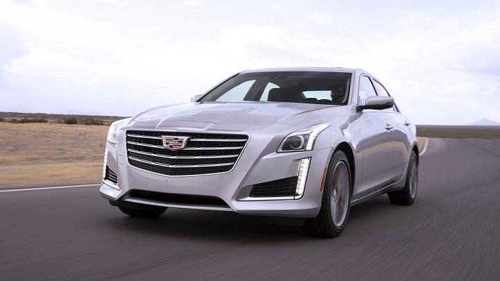 Cadillac CTS 2017 1