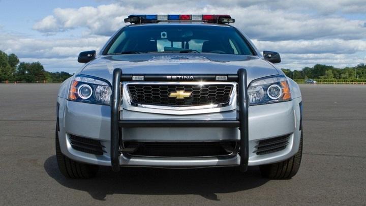 Chevrolet Caprice policia 1