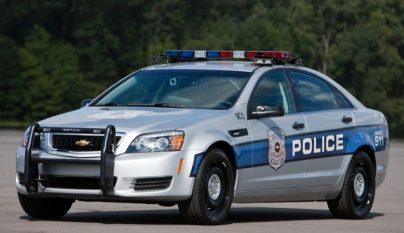 Chevrolet Caprice policia 2