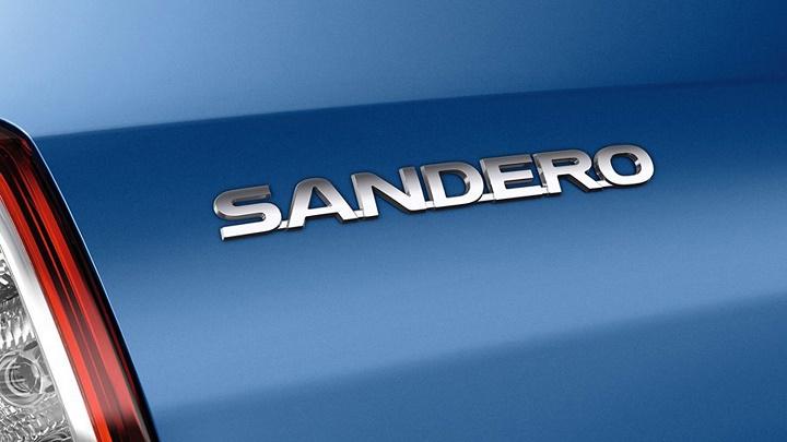 Dacia Sandero logo