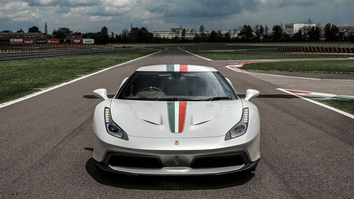 Ferrari 458 MM Speciale 1