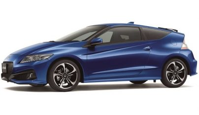 Honda CR-Z Final Label Edition 1
