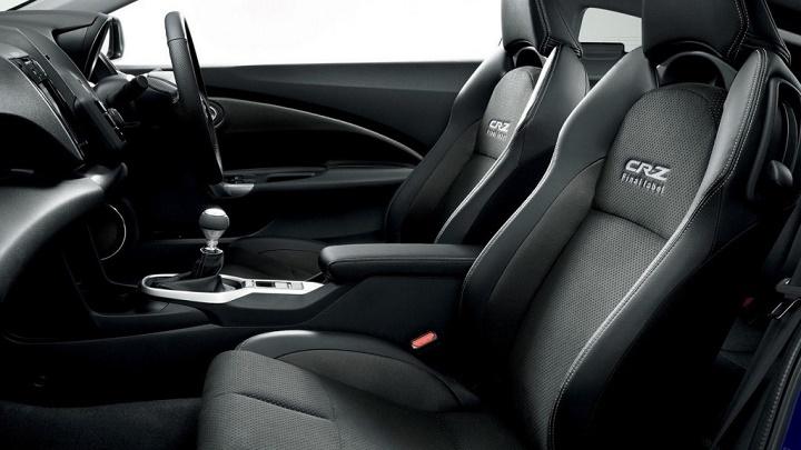 Honda CR-Z Final Label Edition 2