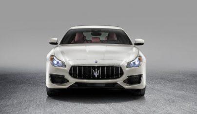 Maserati Quattroporte 2016 11