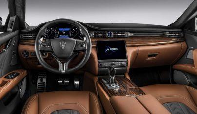 Maserati Quattroporte 2016 5