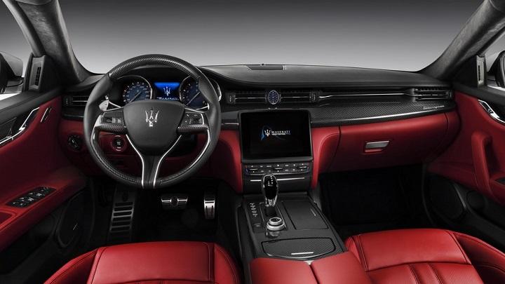 Maserati Quattroporte 2016 8