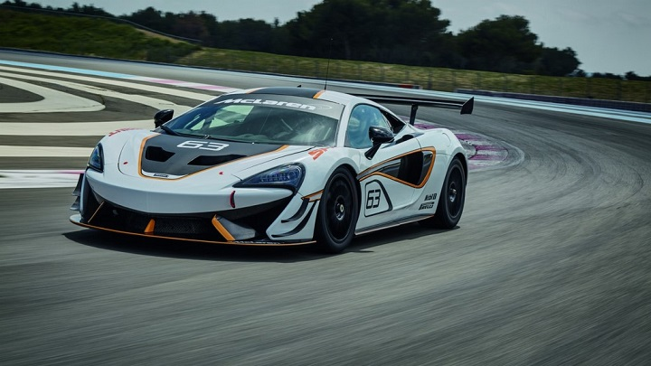 McLaren 570S Sprint 2
