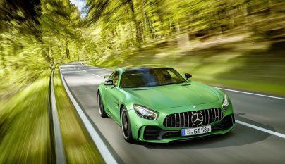 Mercedes-AMG GT R 11