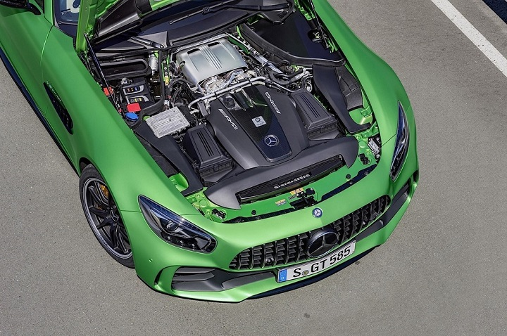 Mercedes-AMG GT R 16