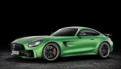 Mercedes-AMG GT R 19