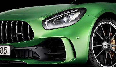 Mercedes-AMG GT R 25