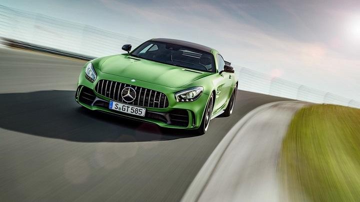 Mercedes-AMG GT R 3