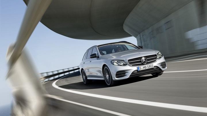 Mercedes-Benz Clase E Estate 15