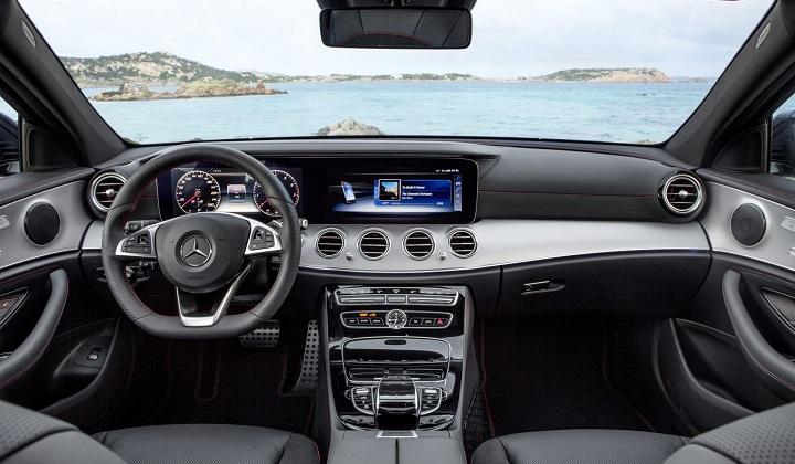 Mercedes-Benz Clase E Estate 21