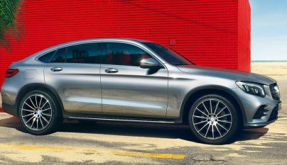 Mercedes-Benz GLC Coupe 1