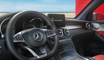 Mercedes-Benz GLC Coupe 4