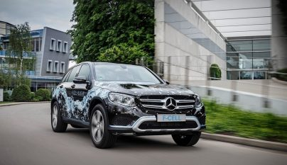 Mercedes-Benz GLC F-CELL 1