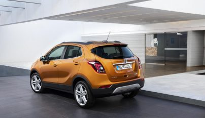 Opel Mokka X 11
