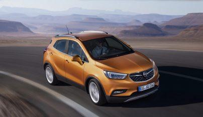 Opel Mokka X 2