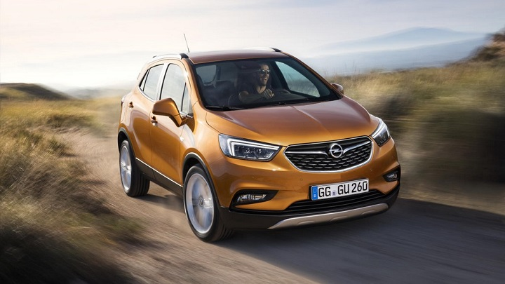 Opel Mokka X 3