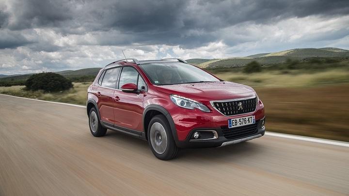Peugeot 2008 2016 5