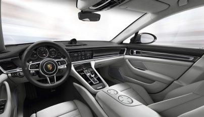 Porsche Panamera 4S 9