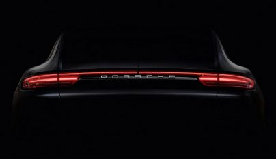 Porsche Panamera zaga