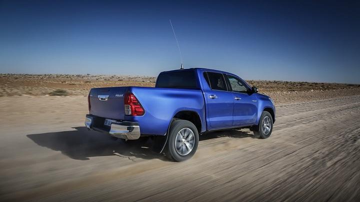 Toyota Hilux 2016 4