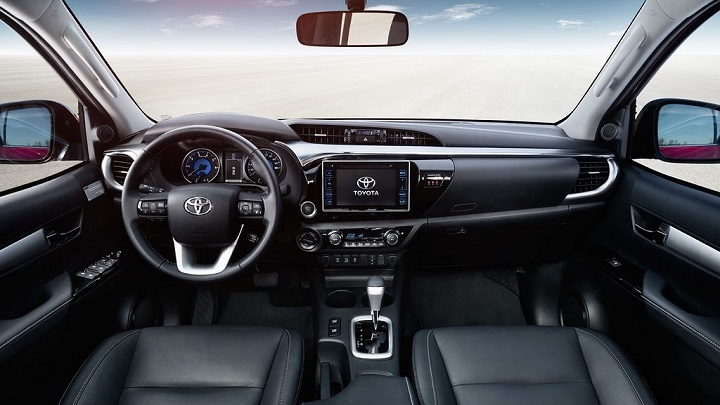 Toyota Hilux 2016 5