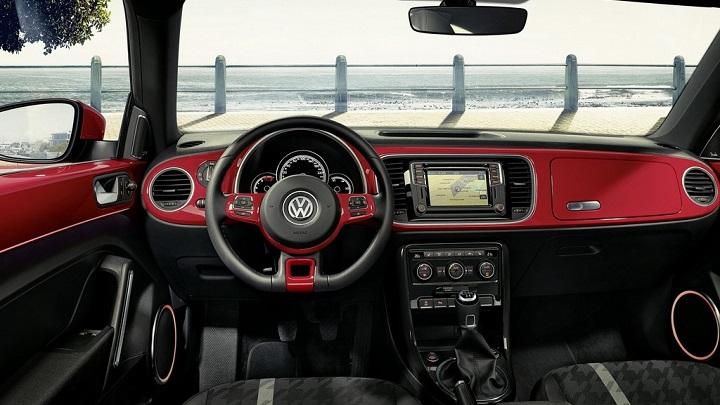 Volkswagen Beetle 2017 8