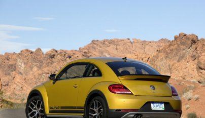 Volkswagen Beetle Dune 12