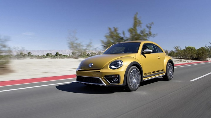 Volkswagen Beetle Dune 6