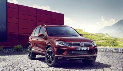 Volkswagen Touareg Executive Edition 1