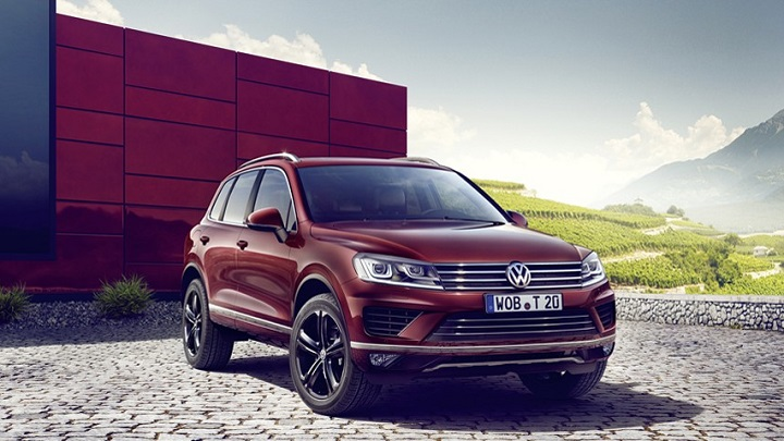 Volkswagen Touareg Executive Edition 1