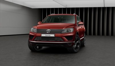 Volkswagen Touareg Executive Edition 2