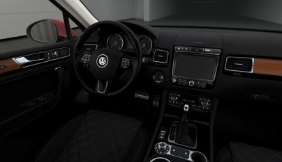 Volkswagen Touareg Executive Edition 3