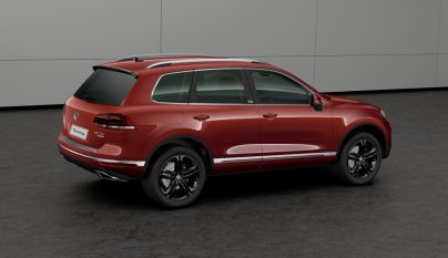 Volkswagen Touareg Executive Edition 6